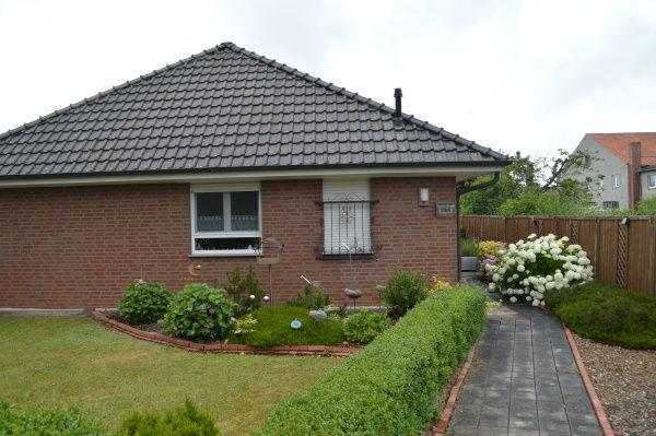 31553 Sachsenhagen, wunderschöner, neuwertiger Bungalow, außen