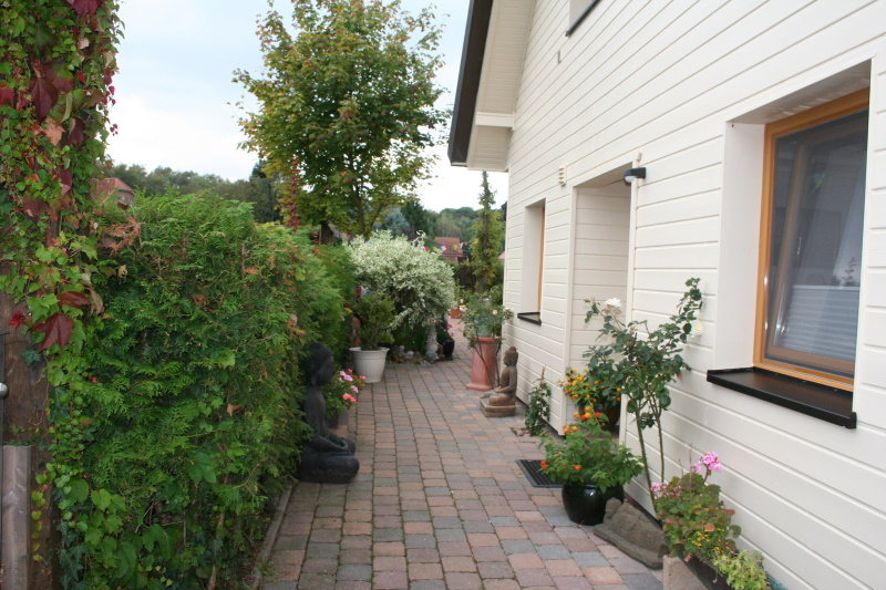 31558 Hagenburg, die besondere Doppelhaushälfte